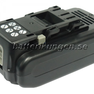 Batteri til Panasonic EZ3741 mfl - 3.000 mAh
