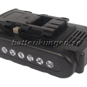 Batteri til Panasonic EY7440LN2S mfl - 2.000 mAh