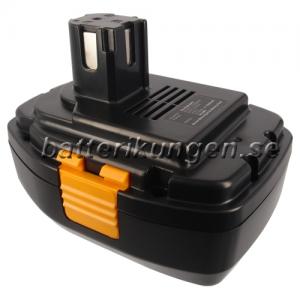 Batteri til Panasonic EY3544 mfl - 3.300 mAh