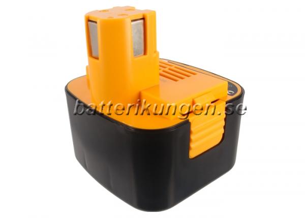 Batteri til Panasonic EY6107 mfl - 3.300 mAh