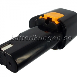 Batteri til Panasonic EZ571 mfl - 3.300 mAh
