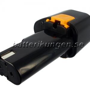 Batteri til Panasonic EZ571 mfl - 2.100 mAh