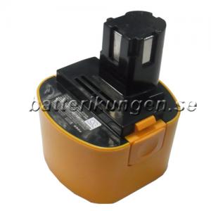 Batteri til Panasonic EY6181CQK mfl - 3.300 mAh