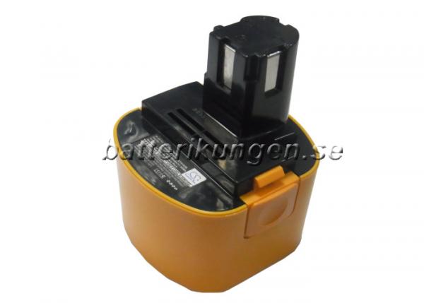 Batteri til Panasonic EY6181CQK mfl - 2.100 mAh