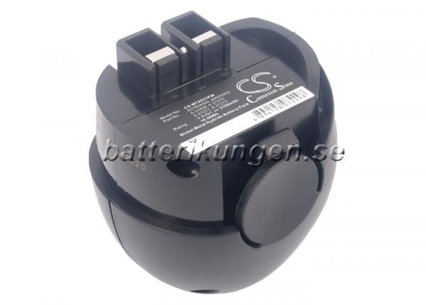 Batteri til Metabo PowerMaxx mfl - 2.100 mAh