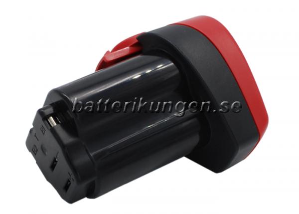 Batteri til Metabo PowerImpact 12 mfl - 1.500 mAh