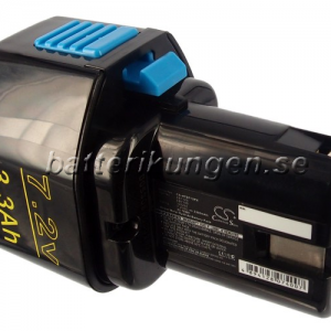 Batteri til Hitachi NR90GC2 mfl - 3.300 mAh