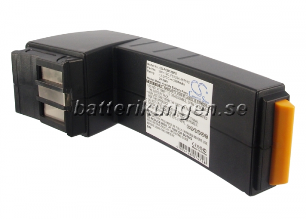 Batteri til Festool CCD12 mfl - 3.300 mAh