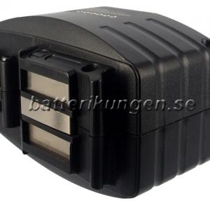 Batteri til Festool TDD12 mfl - 2.100 mAh