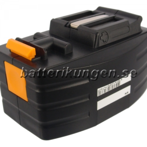 Batteri til Festool TDD12 mfl - 3.300 mAh