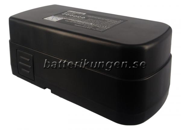 Batteri til Festool C12 mfl - 2.100 mAh