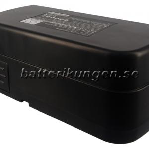 Batteri til Festool C12 mfl - 3.300 mAh