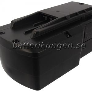 Batteri til Festool TDK15.6 mfl - 2.100 mAh