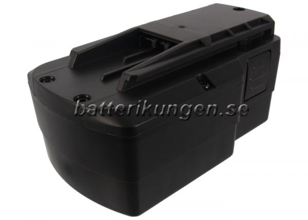 Batteri til Festool TDK15.6 mfl - 3.300 mAh
