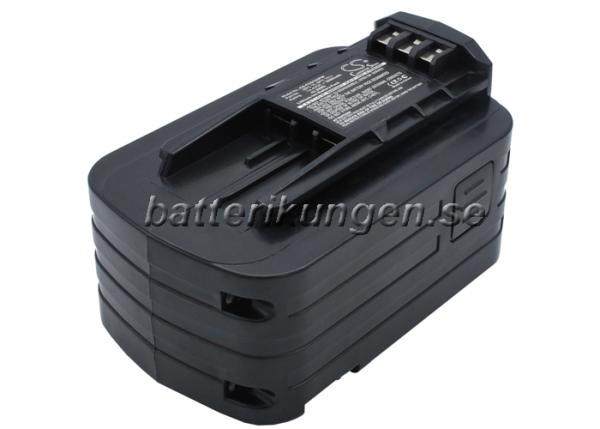 Batteri til Festool C15 Cordless Drill mfl - 3.000 mAh