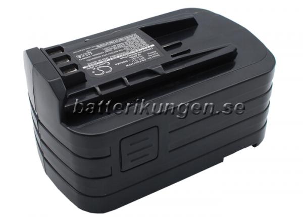 Batteri til Festool T12+3 Cordless Drill - 3.000 mAh
