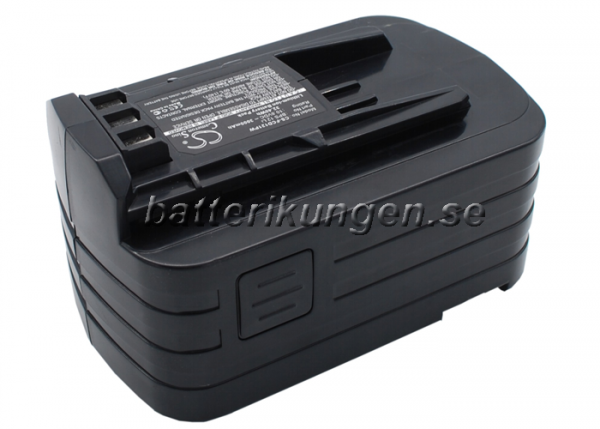 Batteri til Festool T12+3 Cordless Drill - 4.000 mAh