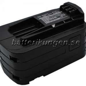 Batteri til Festool Quadrive T18 - 3.000 mAh