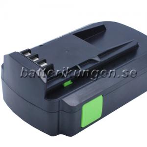 Batteri til Festool CXS - 2.500 mAh