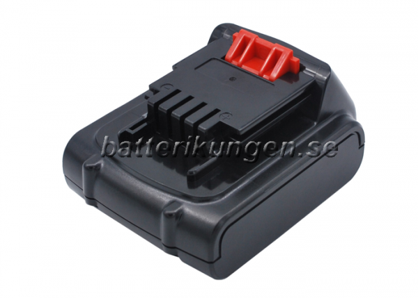 Batteri til Black & Decker ASL146BT12A - 1.500 mAh