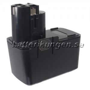 Batteri til Bosch 3300K mfl - 3.000 mAh
