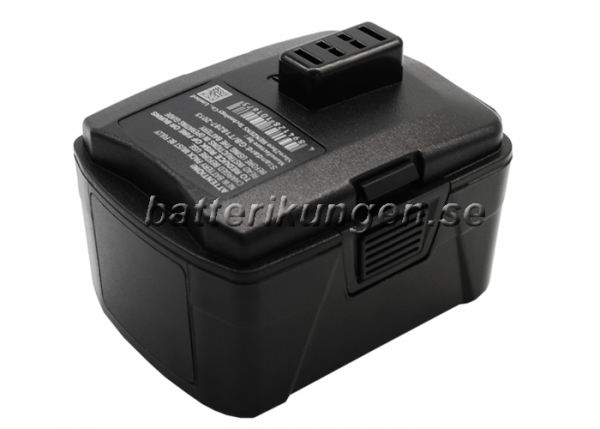 Batteri til AEG MC-BS12CA - 3.000 mAh