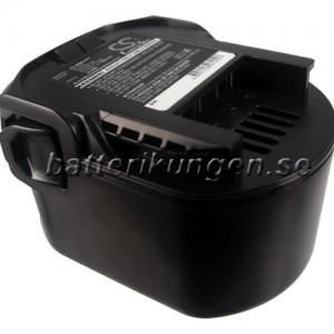 Batteri til AEG BS 12 G mfl - 3.000 mAh