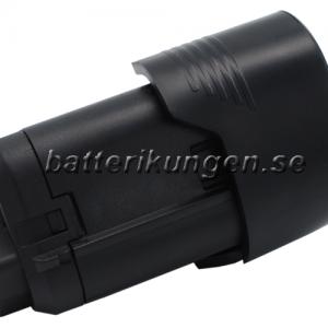 Batteri til AEG BLL12C mfl - 2.000 mAh