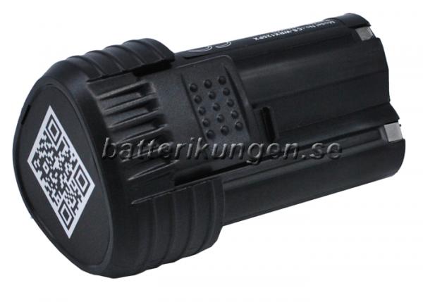 Batteri til Worx WX125  mfl - 2.000 mAh