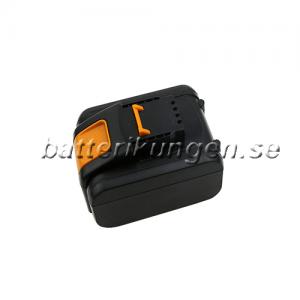 Batteri til Worx Brushless Impact 20V  mfl - 5.000 mAh