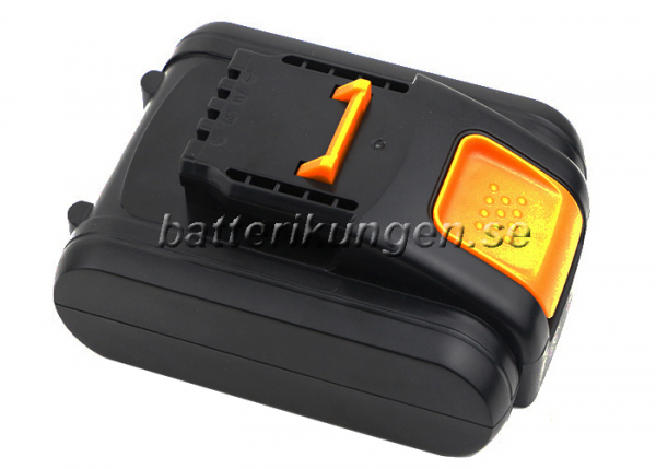 Batteri til Worx WU137 mfl - 2.000 mAh
