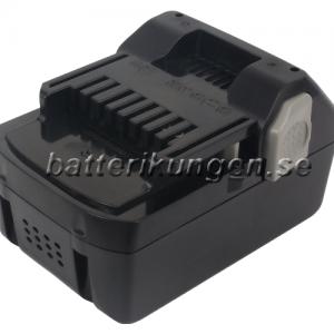 Batteri til Hitachi C 18DSL mfl - 3.000 mAh