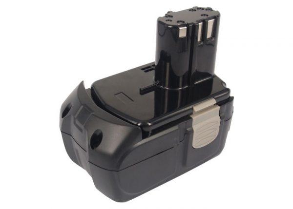 Batteri til Hitachi C 18DL  mfl - 4.000 mAh