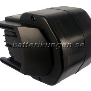 Batteri til Milwaukee MX12 mfl - 3.300 mAh mfl
