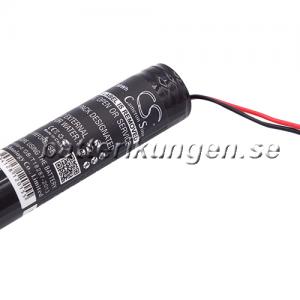 Batteri til Fluke VT04 mfl - 3.400 mAh