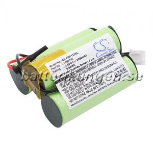 Batteri til Fluke 1521 Thermometer mfl - 2.500 mAh