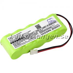 Batteri til Fluke Analyzers Memobox mfl - 1.100 mAh
