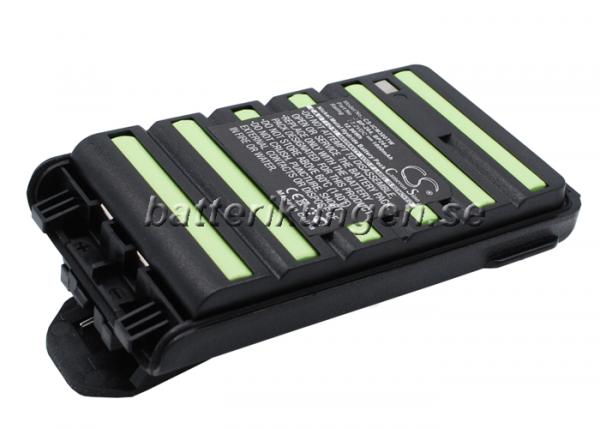 Batteri til Icom IC-F3001 mfl - 1.800 mAh