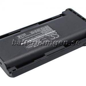 Batteri til Icom IC-F70 mfl - 3.240 mAh