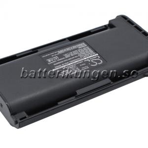 Batteri til Icom IC-F70 mfl - 2.500 mAh