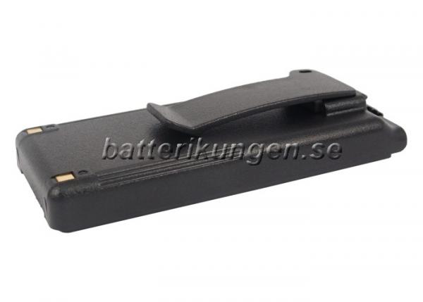 Batteri til Icom IC-A4 mfl - 2.500 mAh