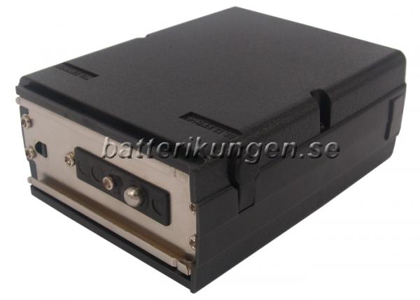 Batteri til Icom IC-H2 mfl - 1.000 mAh