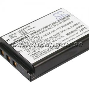 Batteri til Icom IC-E7 mfl - 1.500 mAh