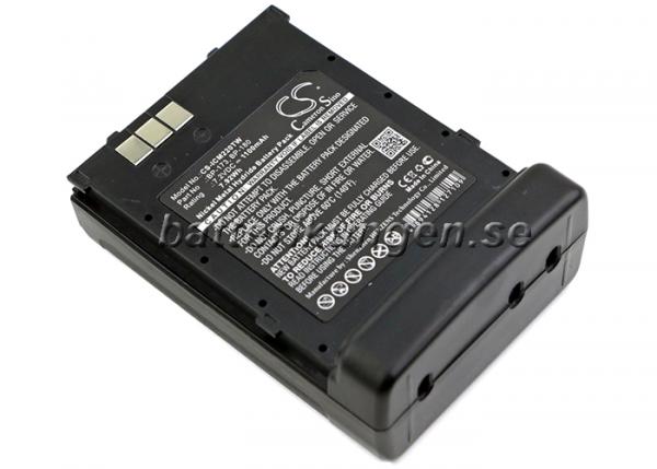 Batteri til Icom IC-12A mfl - 1.100 mAh