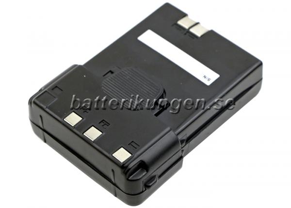 Batteri til Kenwood TK-2118 mfl - 1.500 mAh