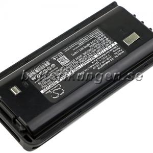 Batteri til Kenwood TK-2200 mfl - 1.800 mAh