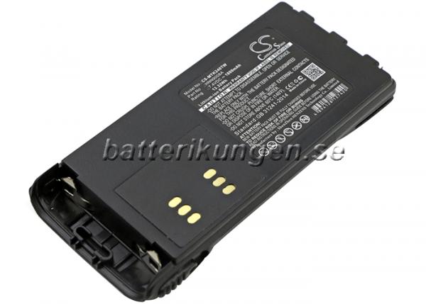 Batteri til Motorola GP1280 mfl - 1.800 mAh