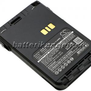 Batteri til Motorola XiR E8668 mfl - 1.600 mAh