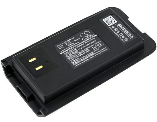 Batteri til Icom IC-DP2 mfl - 1.750 mAh