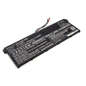 Batteri til Acer Aspire 3 A315-21 mfl - 4.750 mAh